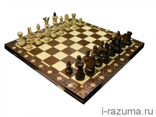 Шахматы Деревянные Консул 47х47 см.