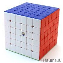 Кубик Рубика 6x6x6 MoYou MF6 (7 см)